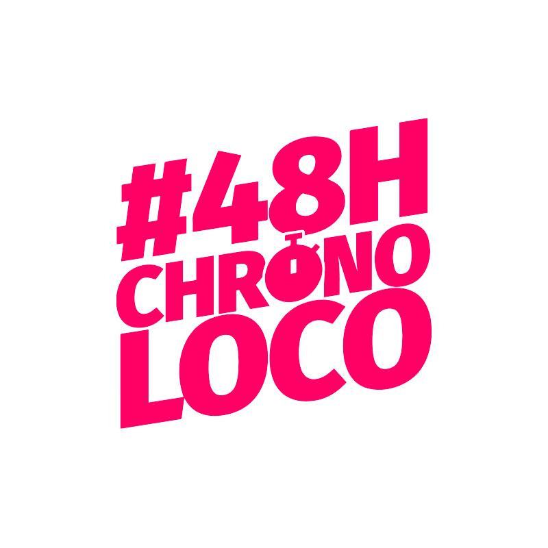Logo 48h chrono Vendée