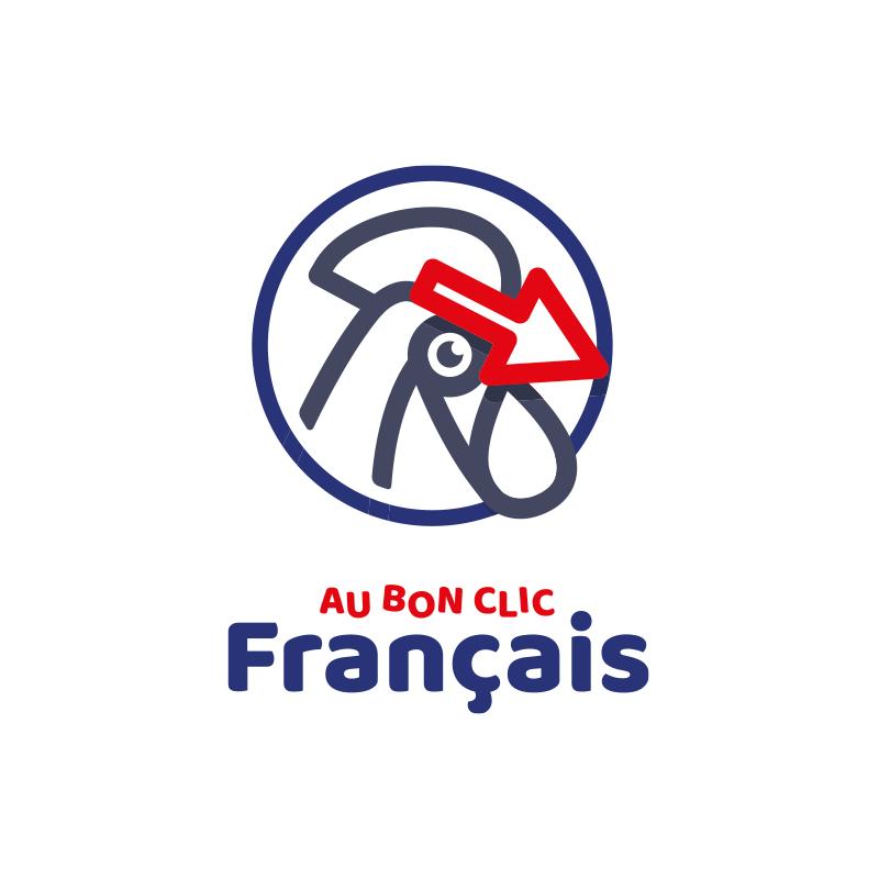 Logo au bon clic francais