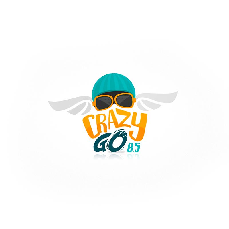 logo crazy go 85