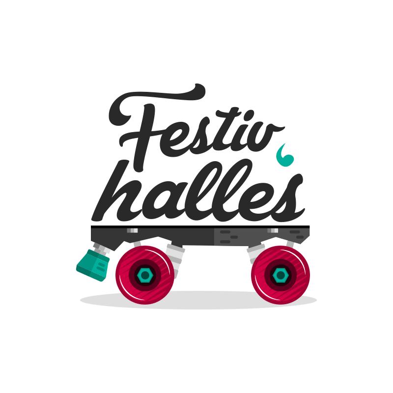 Logo Festiv Halles