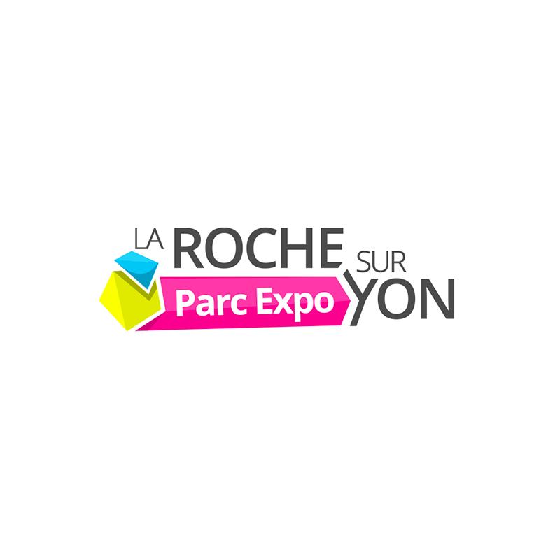 logo parc expo la roche sur yon
