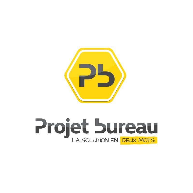 Logo projet bureau