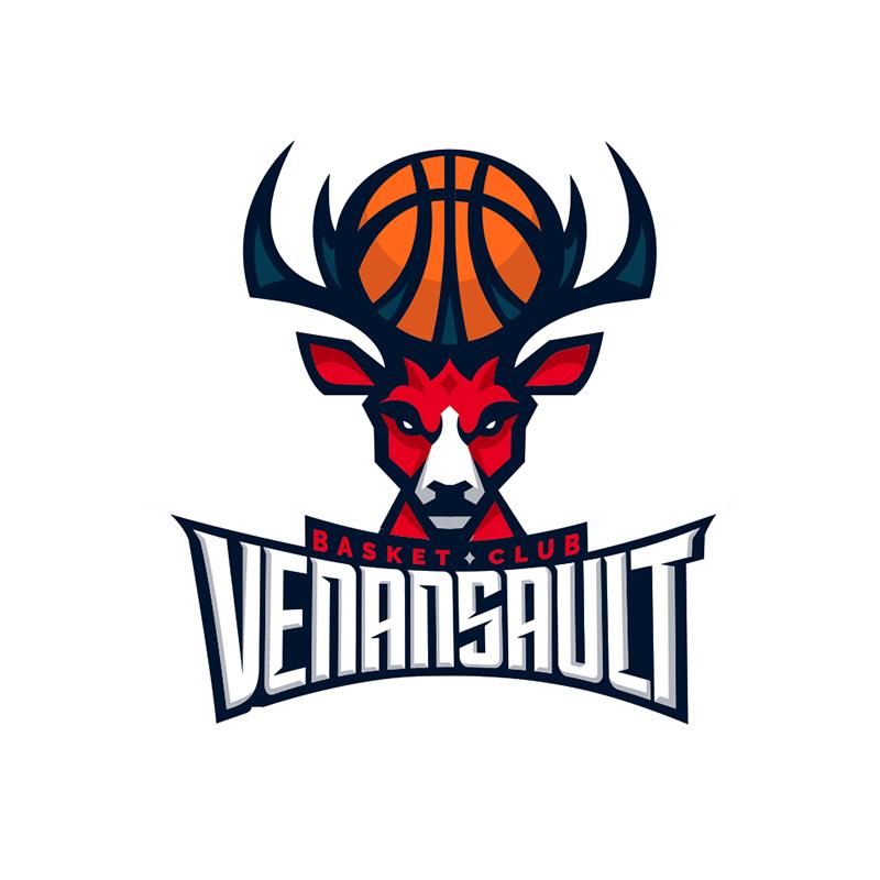 logo basket club venansault