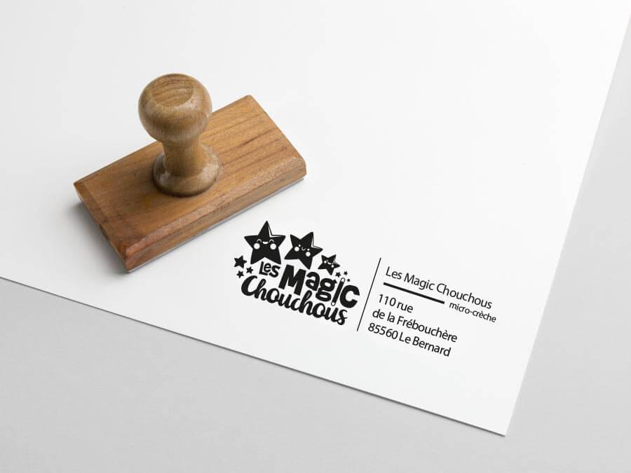 logo magic chouchous