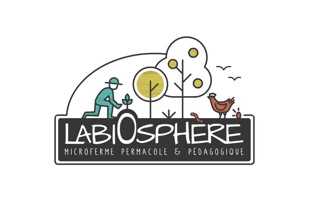 logo labiosphere yellowtree